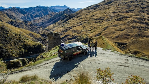 Activity Skippers Canyon 4WD Adventure