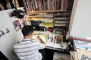 Anime Studio Visit and Workshop