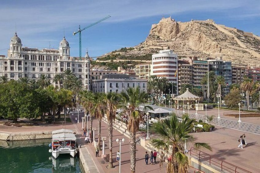 Show item 9 of 9. Private Transfer from El Valle Golf Resort to Alicante–Elche (ALC) Airport