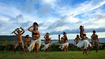 Espectáculo y cena de Rapa Nui