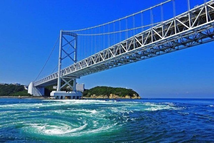 Show item 2 of 6. Tokushima Full-Day Private Trip with Nationally-Licensed Guide