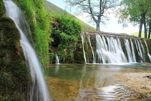 Trekking Through Springs, Caves And Waterfalls With Delicious Tasting- Umbr...