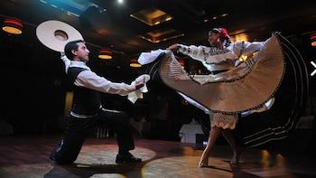 Dinner & Traditional Peruvian Show at Dama Juana Restaurant