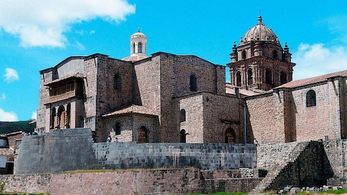Qorikancha, Temple of the Sun near Cusco, Peru