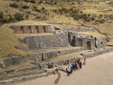 Half Day Cusco City Tour Archeological Park of Sacsayhuaman