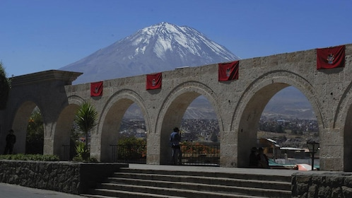 Archway in Arequipa