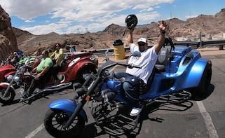 Hoover Dam Tour on a Rewaco Luxury Trike