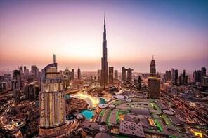 Shared Tours : Best of Dubai city tour with Burj Kahlifa Entrance Ticket