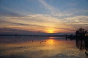 Unforgettable Speedboat Tour Of Lake Trasimeno With Gourmet Tasting - Umbri...