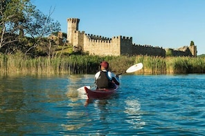 Day Trip: Experience kayak + Lunch At Lake Trasimeno + Assisi Private Tour ...
