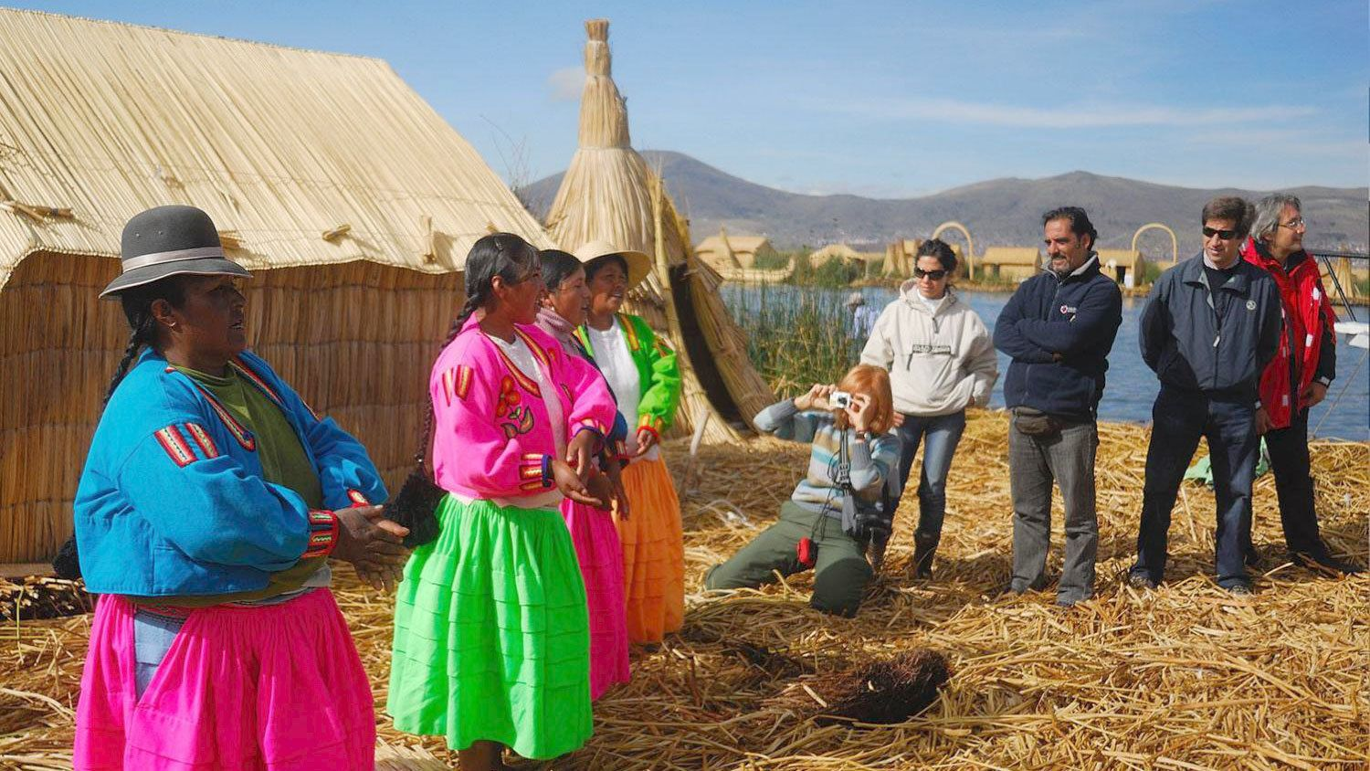9-Day Andean Crossing Tour
