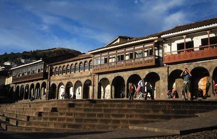 8-Day Nazca Lines & Machu Picchu Tour