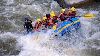 Private River Rafting Tour on Urubamba River with Lunch