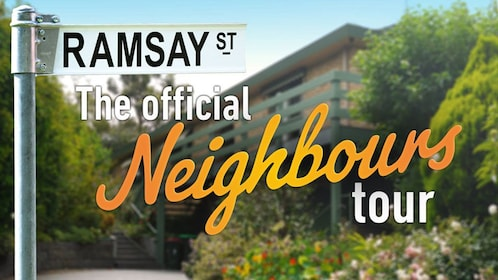 Poster for the Official Ramsay Street Tour
