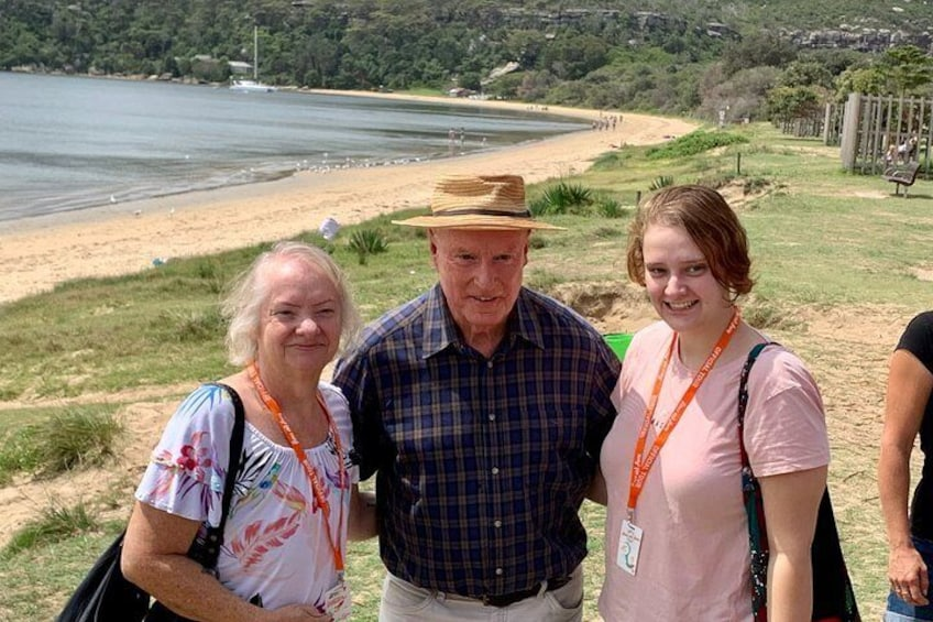 Meet the cast of 'Home & Away' TV show during filming at Palm Beach