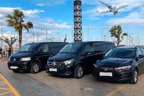 Cruise Port Hong Kong to Hong Kong City - Private Car Transfer