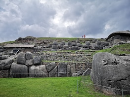 Archaeological Park of Sacsayhuaman Half-Day Tour