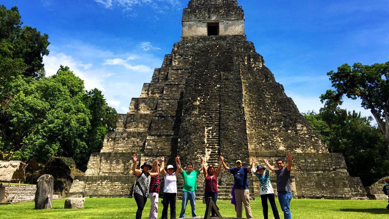 2-Day Tikal & Yaxha Tour