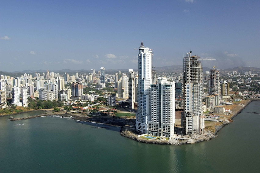 Show item 1 of 8. Panama Canal & City Full-Day Tour