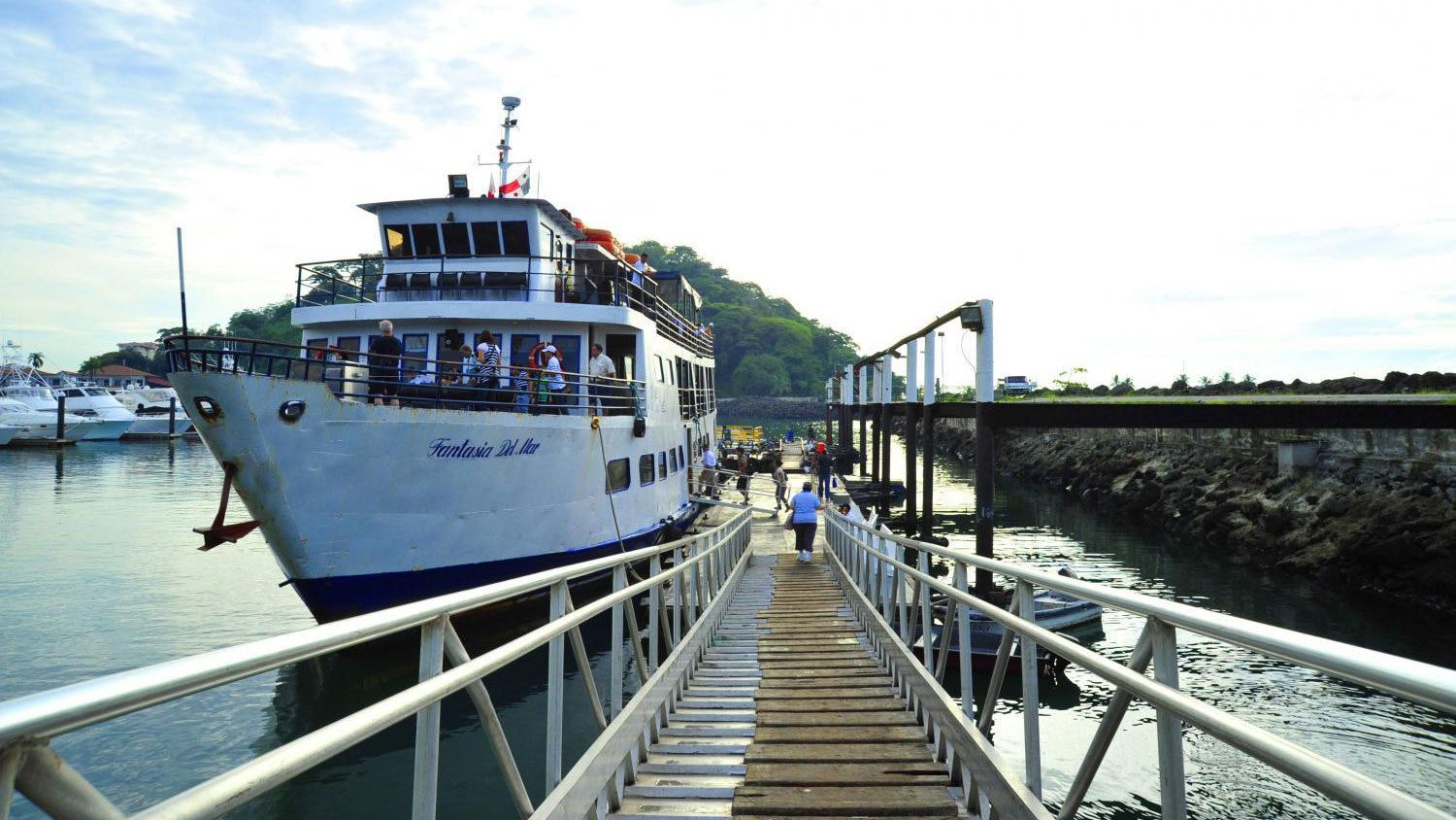 Panama Canal Complete Transit