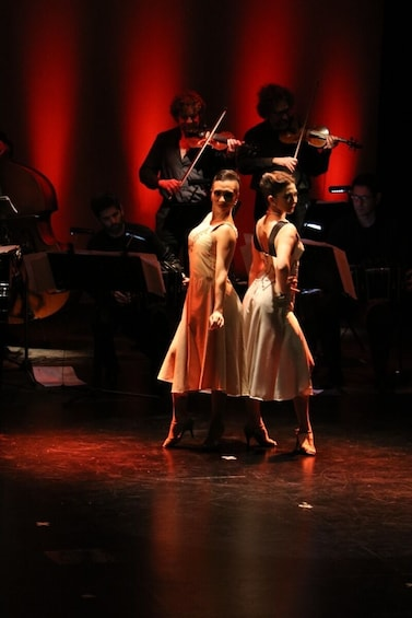 Show item 5 of 7. Piazzolla Tango Dinner Show