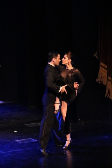 Show item 3 of 7. Piazzolla Tango Dinner Show