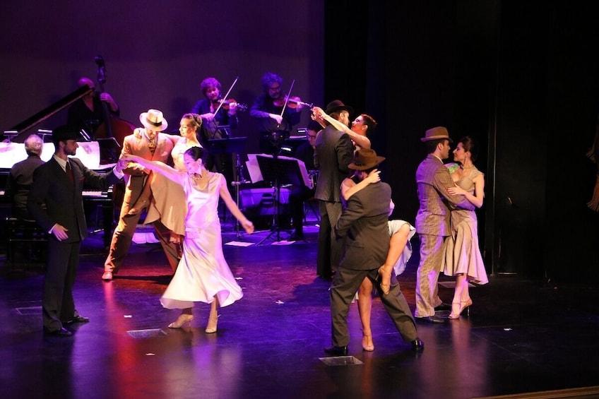 Cargar ítem 2 de 7. Piazzolla Tango Dinner Show