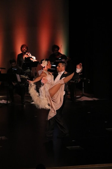 Piazzolla Tango Dinner Show
