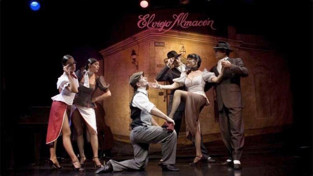 Cargar foto 1 de 1. The amazing Viejo Almacen Tango Show in Buenos Aires