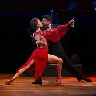 Cena y espectáculo de tango en El Querandí