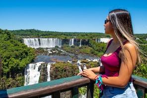 Tour de las Cataratas del Iguazú: lado argentino y lado brasileño