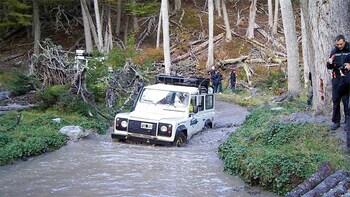 Lakes of Ushuaia Off-Roading & Canoe Adventure