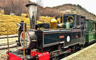 Tierra Del Fuego & Train of the End of the World