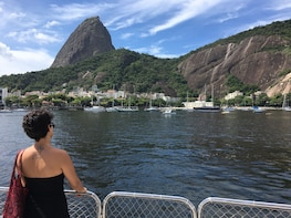 Guanabara Bay Cruise with Barbecue Lunch