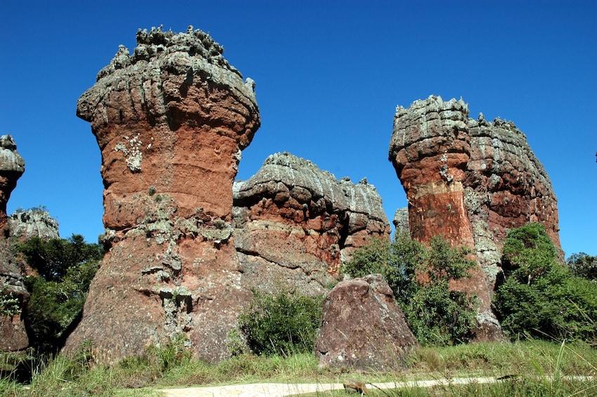 Vila Velha State Park Tour