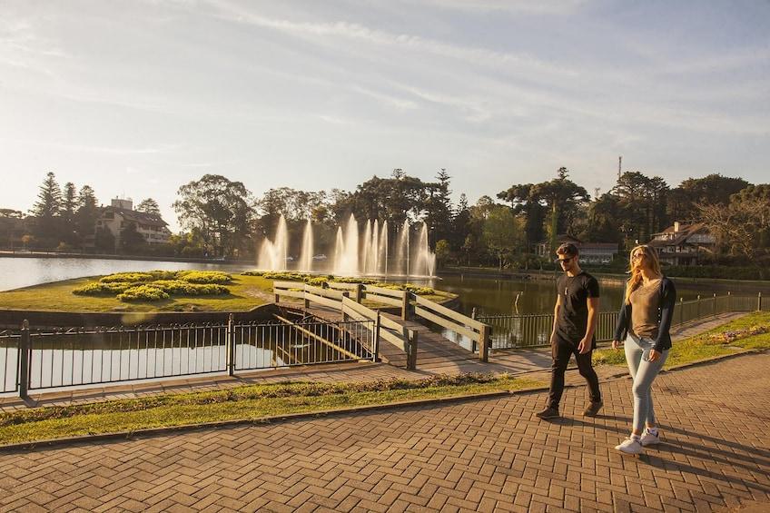 Private Gramado & Canela Full-Day Tour