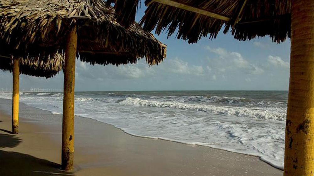 Northern Coast Beaches during the day in Joao Pessoa