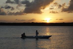 Jacaré Beach Sunset Tour