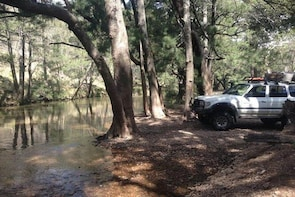 Explore Blue Mountains: 4x4 Adventure 1 Day Tour with Local Guide