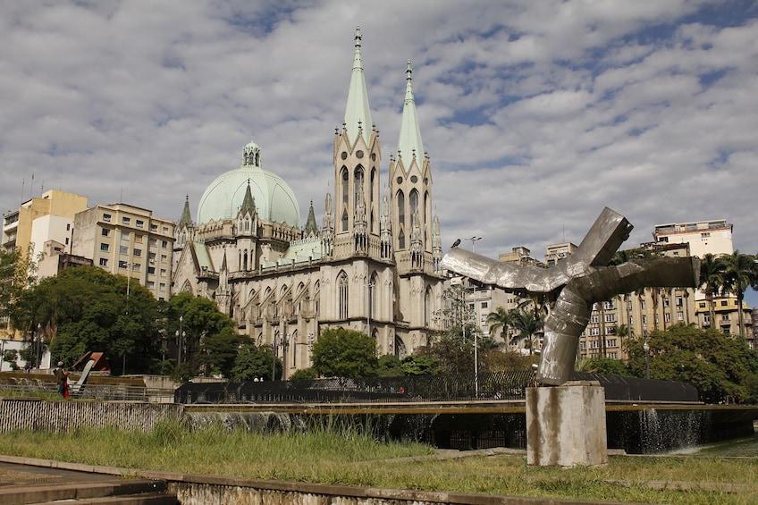 Sao Paulo's Private City Tour