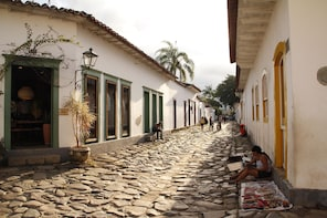 Private Paraty City Tour