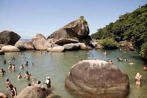 Trindade Fishing Village Beach Trek & Snorkeling