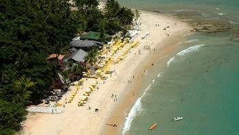 Day Trip to Arraial d'Ajuda Village & Beach