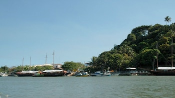 Marinho da Coroa Alta Park with Schooner Cruise
