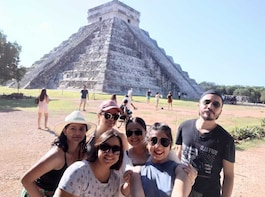 Skip-the-Line: Small-Group Tour Chichen Itza & Cenote