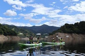 Canoe half day tour