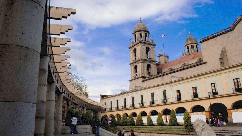 Church in Mexico City