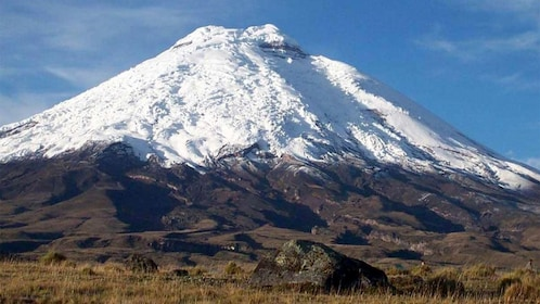 Cotopaxi National Park and Volcano in Ecuador