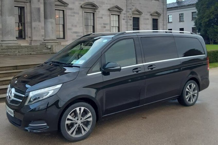Show item 1 of 10. Virginia Park Lodge to Dublin Airport or Dublin City Private Chauffeur Transfer
