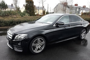 Castle Leslie Estate To Dublin Airport or Dublin City Private Chauffeur Tra...